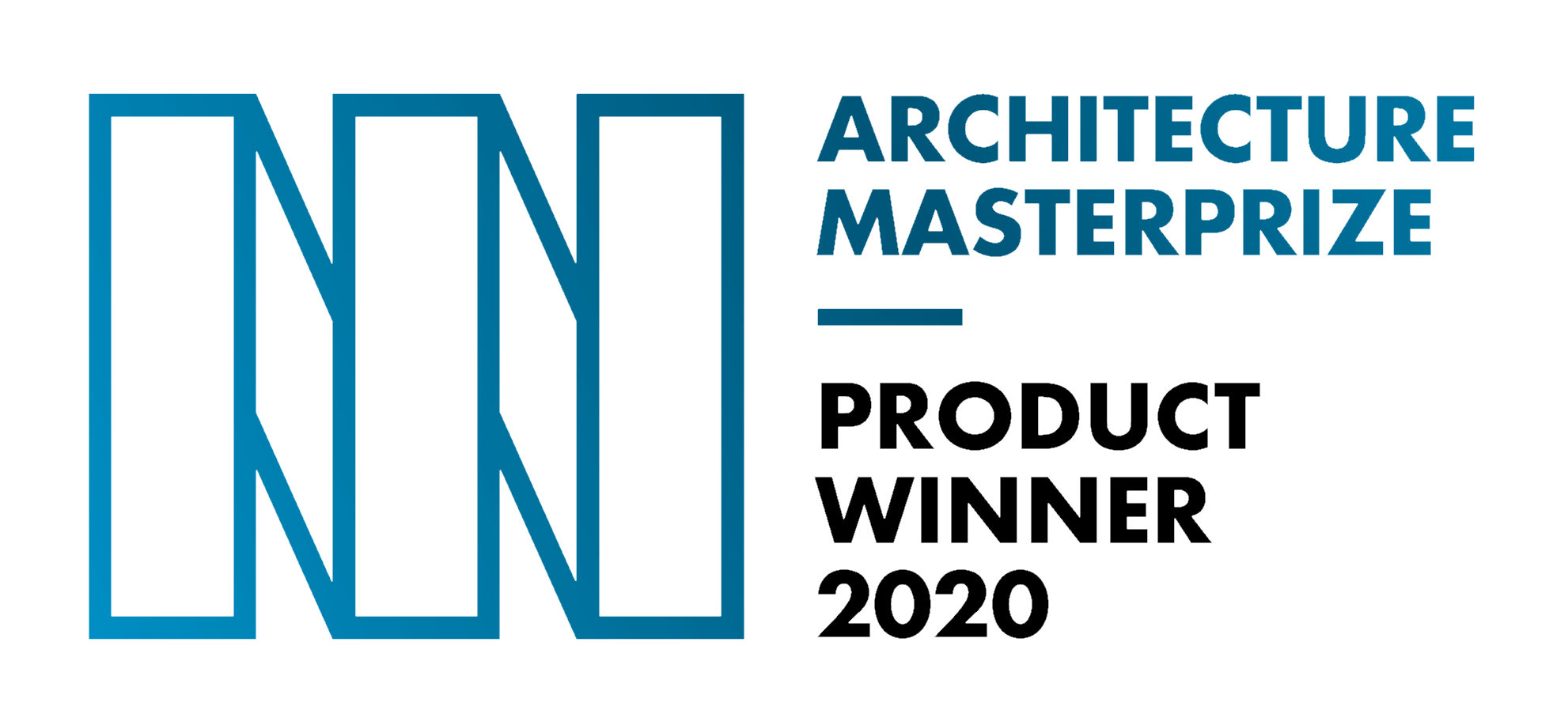 Architecture Masterprize Product Winner 2020